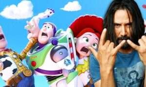 Tajemnicza rola Keanu Reevesa w Toy Story 4