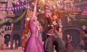 Nowy zwiastun Kingdom Hearts 3 – Zaplątani