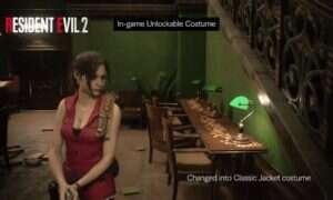 Klasyczne stroje w Resident Evil 2 Remake będą darmowe