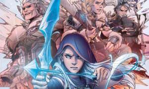 Marvel tworzy komiks League of Legends!