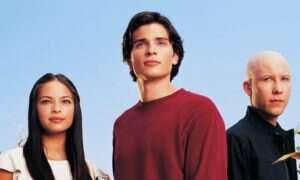 Stephen Amell spotyka się z gwiazdami Smallville