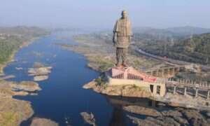 Największy posąg na świecie otwarty dla publiczności