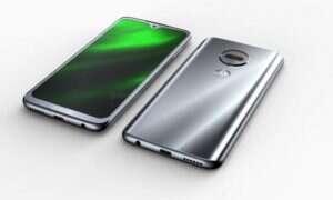 Wyciekł render Motorola Moto G7