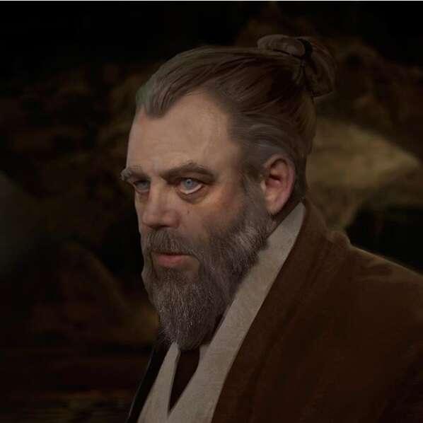 Grafika koncepcyjna Luke'a Skywalkera ujawnia historię postaci