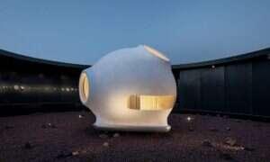 The Mars Case to mieszkanie zaprojektowane dla Czerwonej Planety
