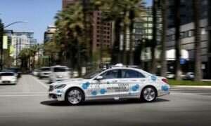 Daimler i Bosch szykują program autonomicznych taksówek na 2019 rok