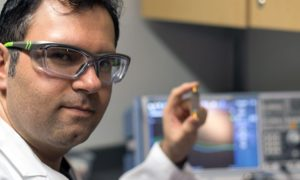 Ten biosensor wykrywa infekcje w czasie rzeczywistym