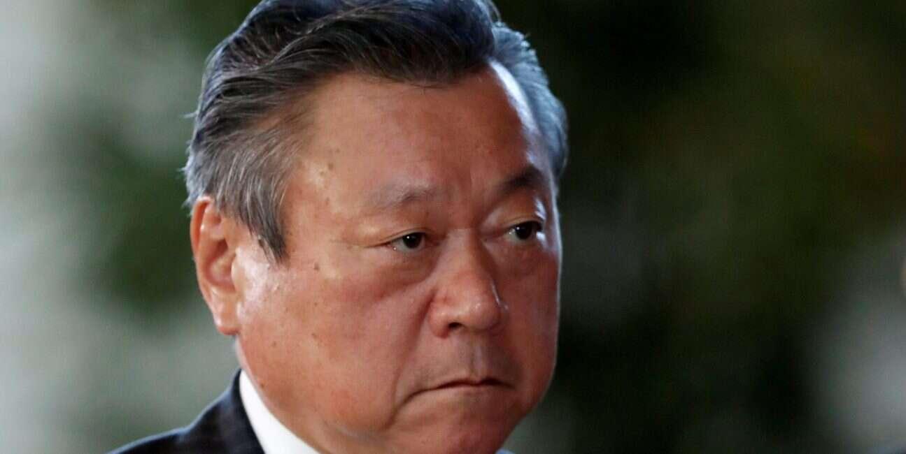 Minister ds. cyberbezpieczeństwa w Japonii nigdy nie korzystał z komputera
