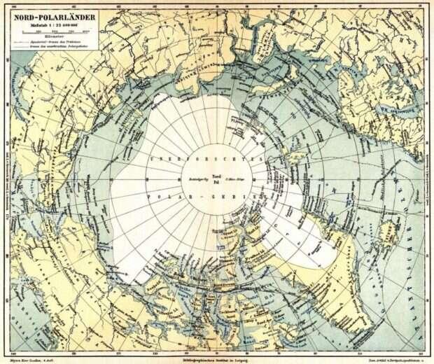 Największy statek powietrzny podbije biegun północny