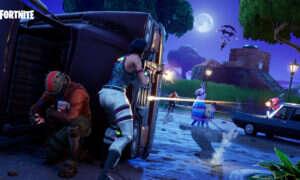 Fortnite wprowadza nową aktualizację i bije rekord ilości graczy