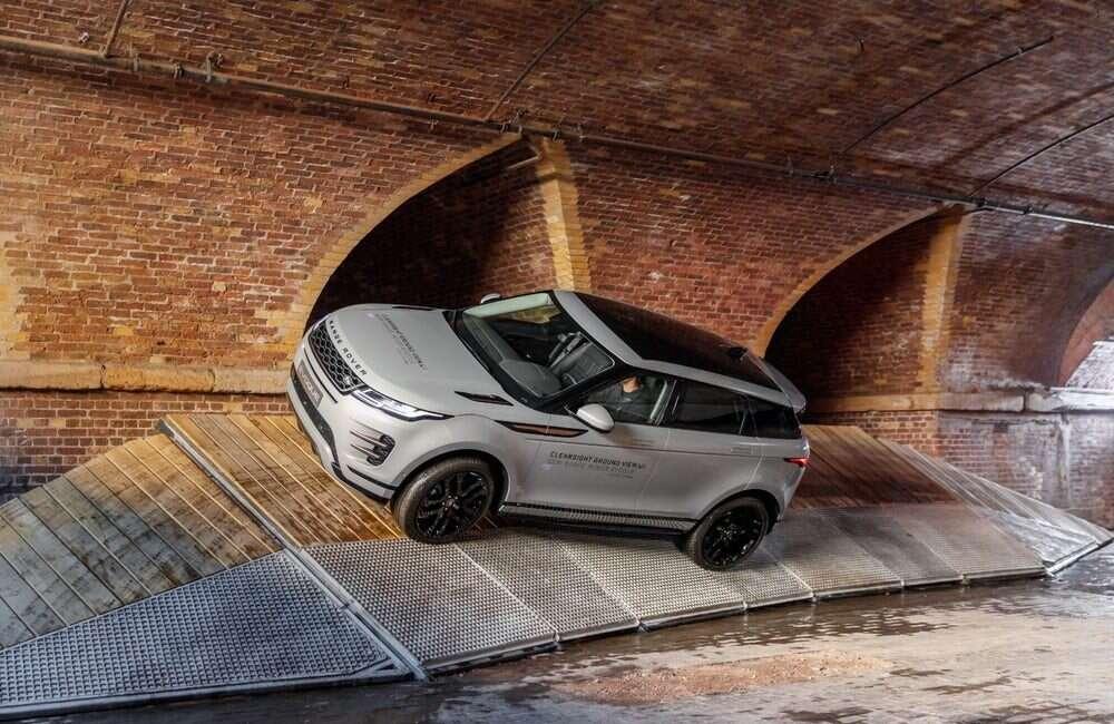Nawet Range Rover Evoque 2019 pójdzie w hybrydę