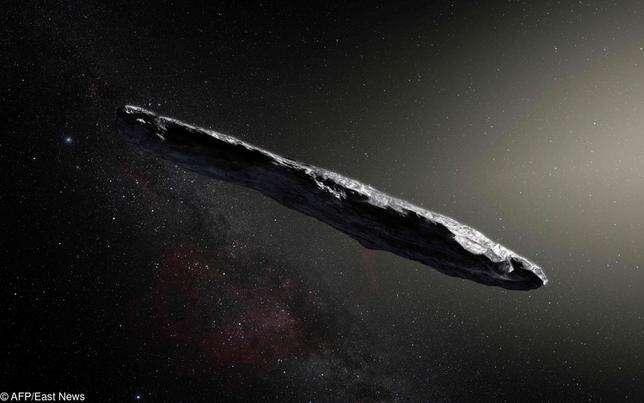 kosmos, układ słoneczny, międzygwiezdne obiekty, Oumuamua