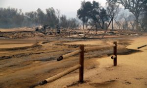 Paramount Ranch z Westworld zostało spalone przez pożary