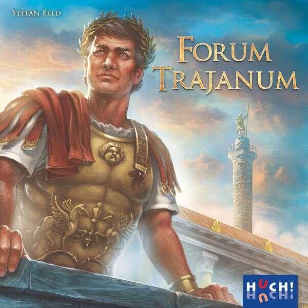 Forum Trajanum tło