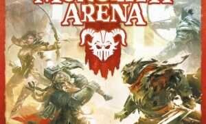 Recenzja gry planszowej Monolith Arena