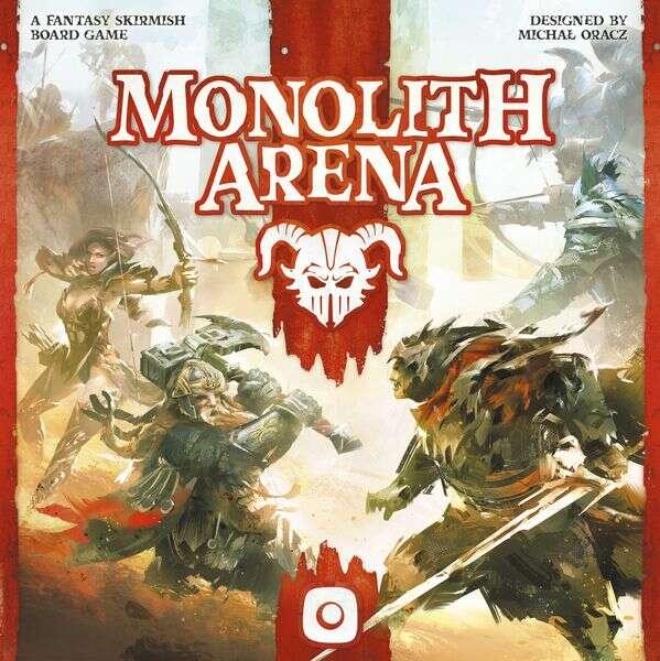 Monolith Arena tło