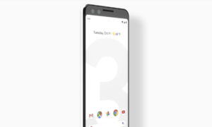 Znikające SMSy w Google Pixel 3