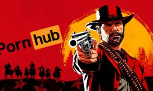 Pornhub zyskuje dzięki Red Dead Redemption 2