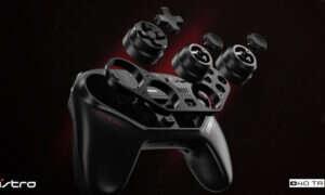 Profesjonalny kontroler Astro C40 TR do PS4 i PC od Astro Gaming