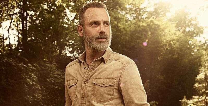 Rick Grimes powróci w filmach the Walking Dead