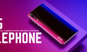 Zobacz film przedstawiający Elephone A5