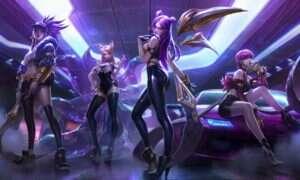 Finał League of Legends z rozszerzoną rzeczywistością