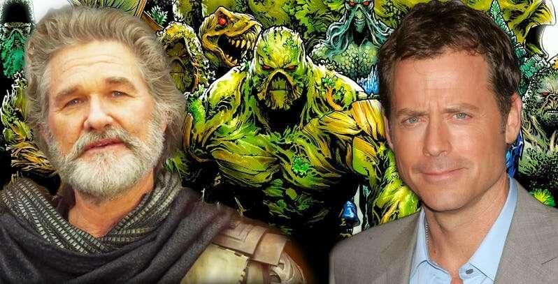 Kurt Russell i Greg Kinnear odrzucili propozycję roli w Swamp Thing