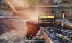Fallout 76 podobno umiera, ale nieśmiertelność zapewnił sobie jeden z graczy