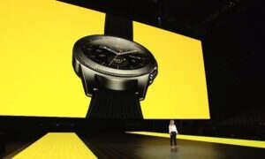 Samsung może pracować nad hybrydowym smartwatchem