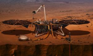 NASA będzie na żywo transmitowała lądowanie InSight na Marsie