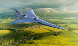 """NASA testuje """"ciche"""" samoloty ponaddźwiękowe w Texasie"""