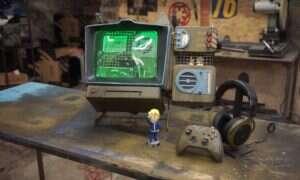 Polak stworzył fenomenalną modyfikację Xbox One X inspirowaną Falloutem 76