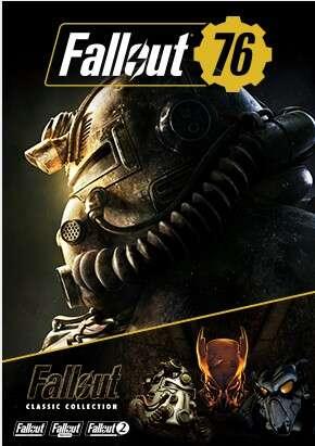 Zgarnij prawdziwe Fallouty w promocji z Falloutem 76
