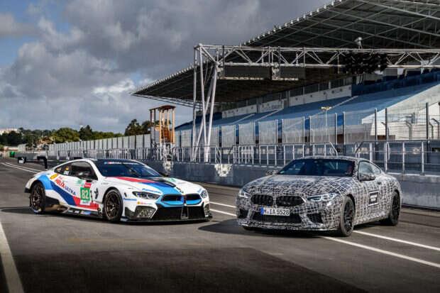 Silnik V8 w BMW M8 zapewni przynajmniej 600 koni mechanicznych
