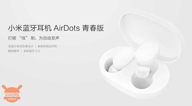 Mi AirDots Youth Edition