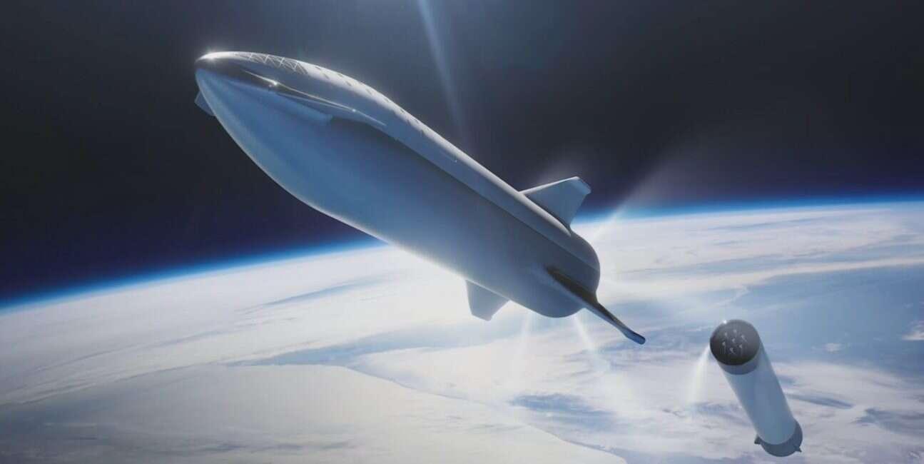 BFR, big fasclon rocket, sapcex, starship, elon starship, musk starhip, sapcex starship