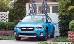 Subaru Crosstrek Hybrid 2019 dostanie coś od Toyoty