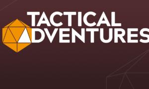 Nowe studio Tactical Adventures tworzy najbardziej złożone RPG w historii