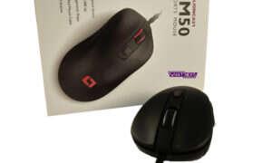 Test myszy Lioncast LM50 skrojonej dla e-sportowców