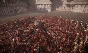The Black Masses prezentuje starcie 10 tysięcy zombie z zabójczym mikserem