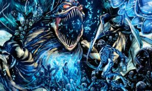 Podwodna armia zła w klipie z Aquamana
