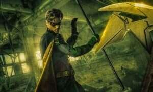 Geoff Jones wyjaśnia dlaczego Robin nie jest Nightwingiem