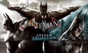 Ulepszone dla Xbox One X Batman: Arkham Collection trafiło do sprzedaży