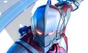 Epicki zwiastun anime Ultraman od Netflixa