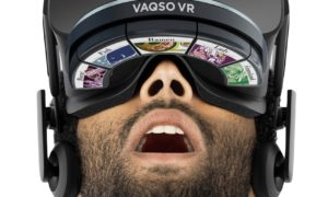 Vaqso to dodatek do VR, który sprawi, że poczujemy zapachy!