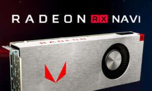 AMD sfinalizowało pierwsze GPU Navi – Navi 12 z 40 CU