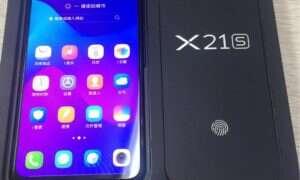 Pierwsze zdjęcia Vivo X21S