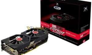 XFX Radeon RX 590 Fatboy OC+ na zdjęciach
