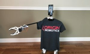 Zdalnie sterowany robot Origibot2 trafił na Indiegogo