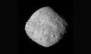 Pierwsze zdjęcia asteroidy Bennu